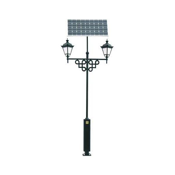 parkowe lampy solarne